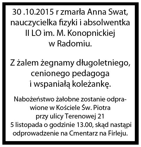 anna swat